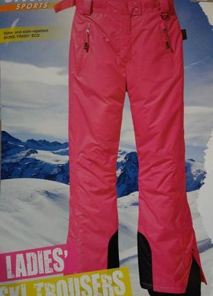 Термо штаны лыжные crivit sports, размеры 38, 40, 42, 44 евро