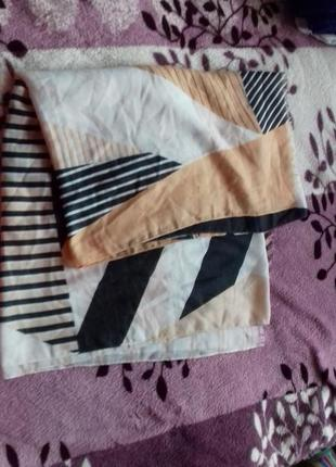 Кашеміровий шарф-платок opus