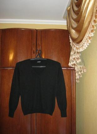 Пуловер yessica, 100% натуральный кашемир, размер m