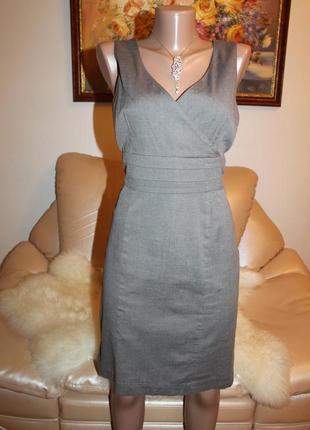 H&m шикарное платье размер m l