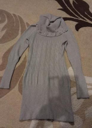 Гольф- платье
