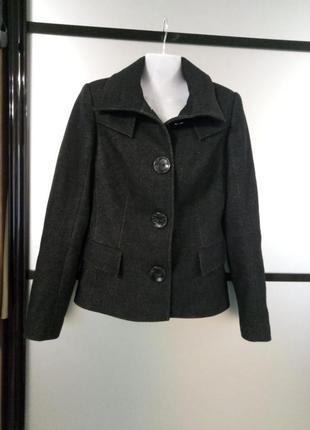 Срочно! шерстяное пальто для беременных. oversize. состояние нового. отдам за вашу цену
