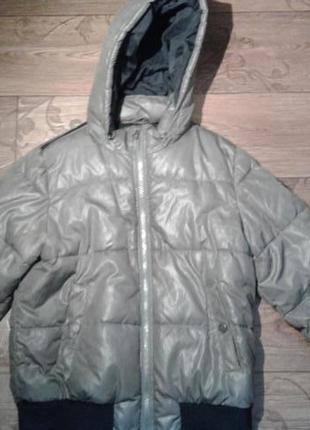Куртка geox 10 лет теплая