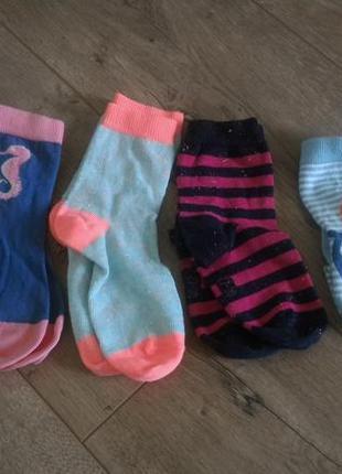 Детские новые носки.тсм чибо.германия.23-34
