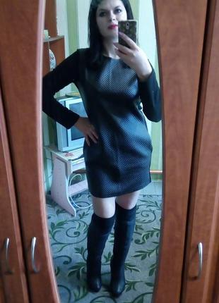 Платье р м с карманами