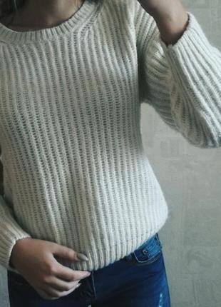 Уютный свитер new look