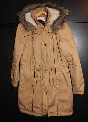 Куртка на утеплении