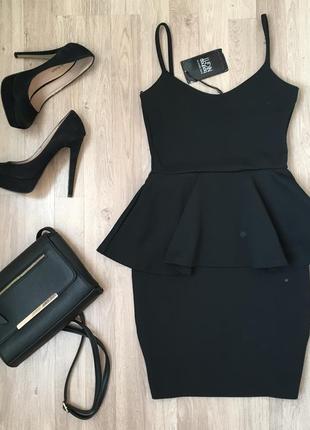 Идеальное новое платье с биркой