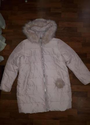 Зимнее пальто resered 42 -l