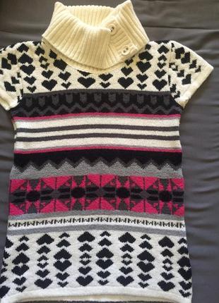 Джемпер свитер туника