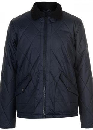 Куртка pierre cardin borg quilted navy
