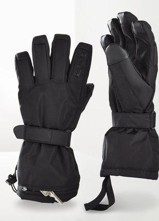 Лыжные перчатки от тсм tchibo чибо  thinsulate,р 8,5 унисекс