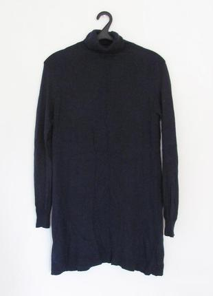 Короткое платье-гольф, теплая туника