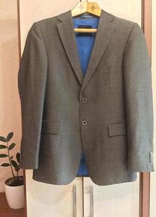 Стильный мужской пиджак tommy hilfiger tailored