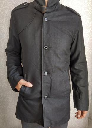 Пальто мужское чоловіче пальто g star