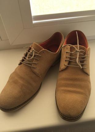 Лоферы туфли vagabond