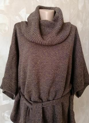 Шикарная вещь! супер свитер кардиган,размер от s...