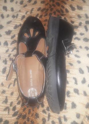 Лаковые туфли 37 размер