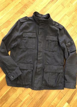 Супер куртка из льна. или легкий пиджак, жакет f&f.
