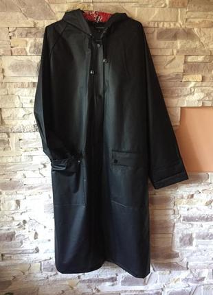 Пальто-дождевик от topshop