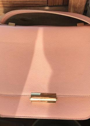 Розовая сумочка forever 21