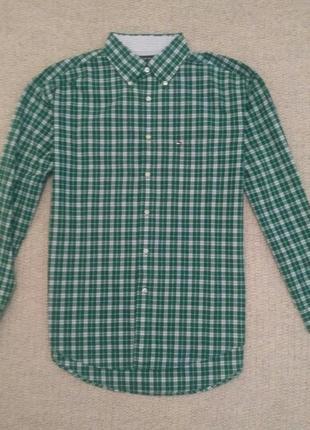 Рубашка мужская tommy hilfiger размер l