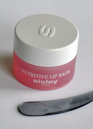 Бальзам для губ sisley confort extreme levres nutritive lip balm