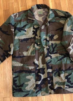 Камуфляж куртка нато
