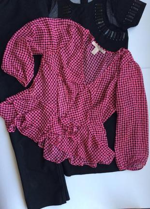 Шифонова блузка forever 21