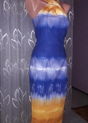 Новое платье нм модное нарядное