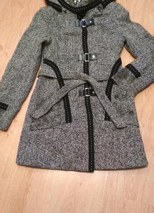 Итальянское демисезонное пальто