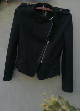 Косуха/кашемировая косуха/короткое пальто/пальто