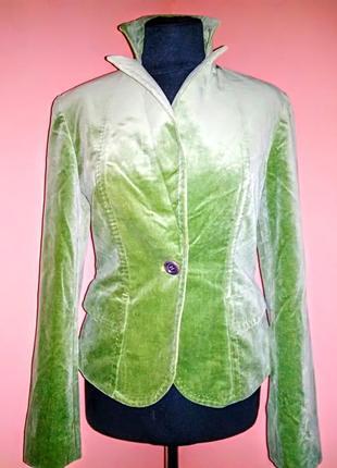 Marc cain мега бомбезный бархатный пиджак/// много брендовых вещей///