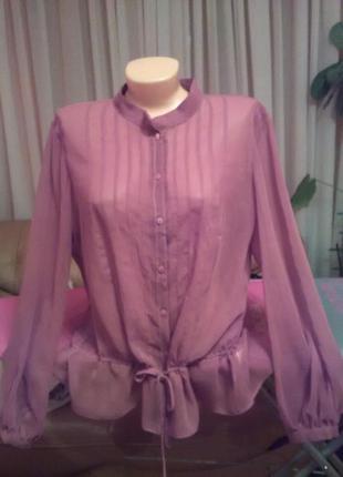 Шикарная блузка для офиса