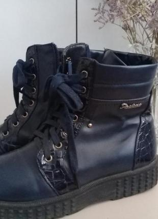 b787a4c65 Женские ботинки на платформе 2019 - купить недорого вещи в интернет ...