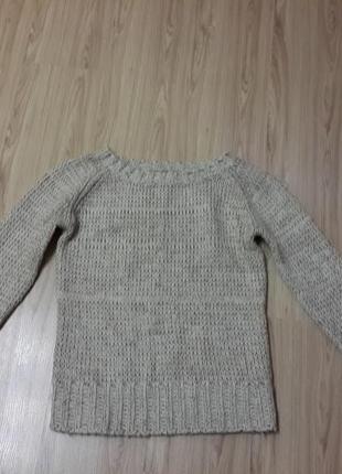 Вязаный,# свитер #h&m