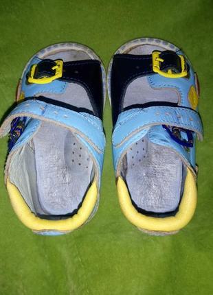 Ортопедические сандали р19