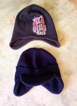 Комплект из 2х шапка зиняя lenne next