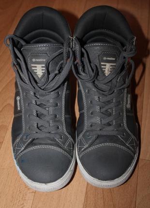 Ботиночки натуральная кожа 25 см