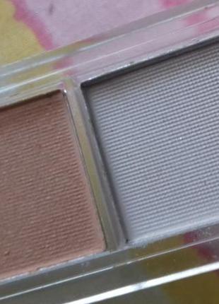 Супер нюдовые классные нюд бежевые тени для бровей и для ежедневного макияжа marks spencer