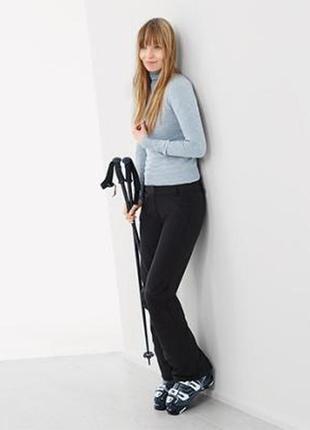 Лыжные брюки штаны softshell р.42 наш tcm tchibo германия