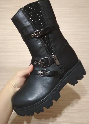 d5179e7c8835 Детские зимние ботинки в Запорожье 2019 - купить по доступным ценам ...