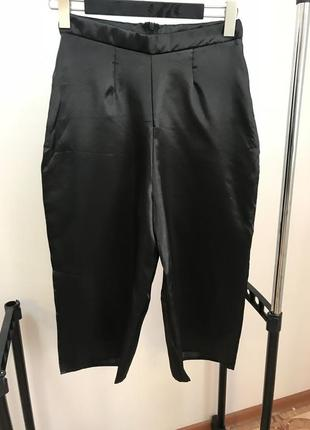 Штаны,штани, брюки атласные