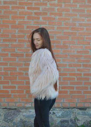 Шубка пальто пиджак под ламу