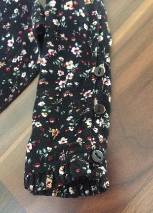 Черная блуза, блуза bershka