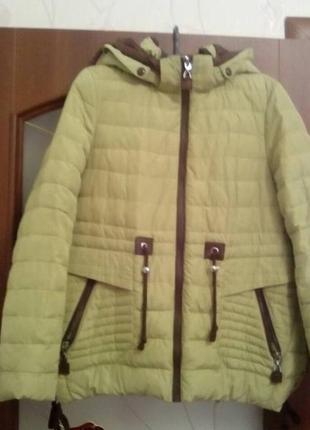 Куртку демисезон