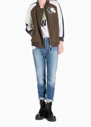 Бомбер/куртка twin set,s