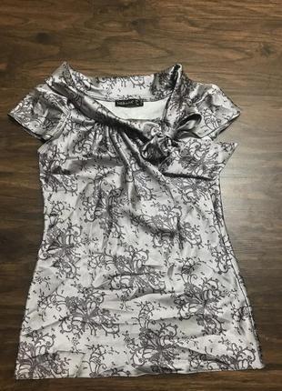 Шёлковая блуза турция