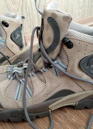 Летние трекинговые ботинки quechua