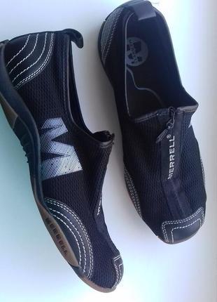 Merrell 38.5 кроссовки кросівки меррелл спортивные туфли